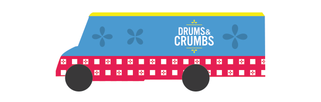 Drums & Crumbs Food Truck