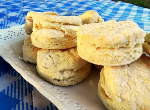 Handmade Buttermilk Biscuits