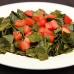 Southern-Style Vegan Collard Greens
