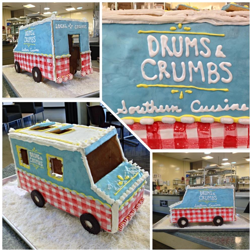 Drums & Crumbs Gingerbread Foodtruck