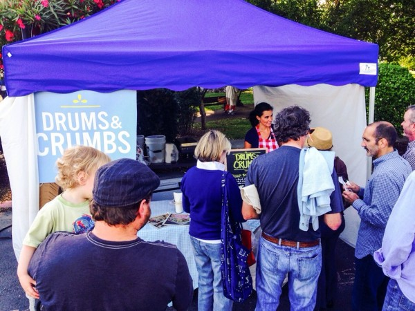 Drums & Crumbs at the Valley of the Moon Certified Farmer's Market