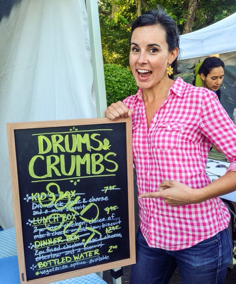 Sell out night for Drums & Crumbs at the Valley of the Moon Farmer's Market