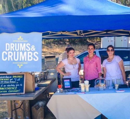 Drums & Crumbs