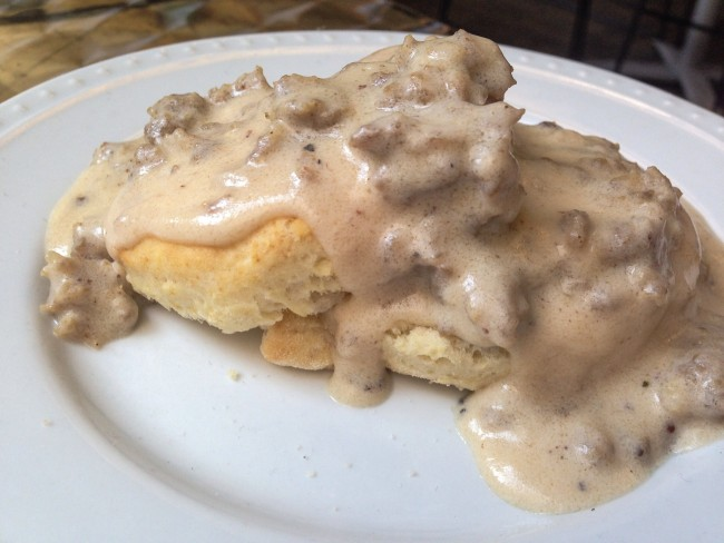Drums & Crumbs Biscuits & Gravy